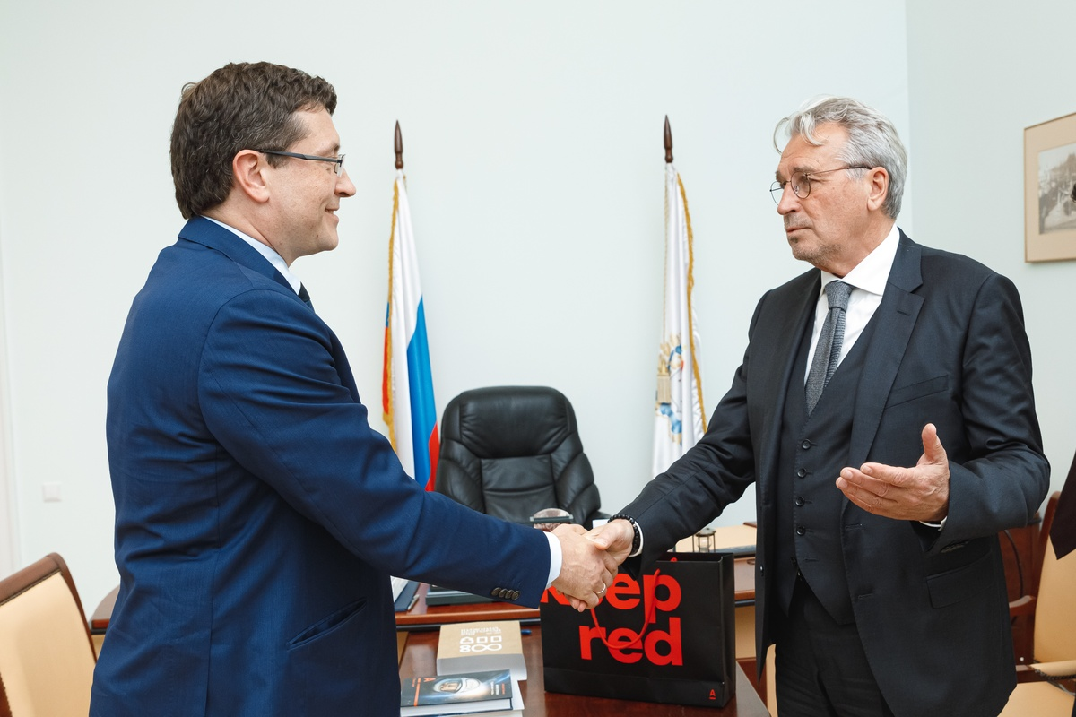 Нижегородское правительство договорилось с «Альфа-Банком» о поддержке сельского хозяйства - фото 1