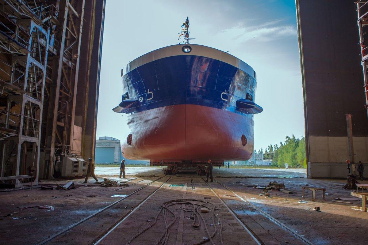 Новый самоходный сухогруз спустят на воду в Нижнем Новгороде - фото 1