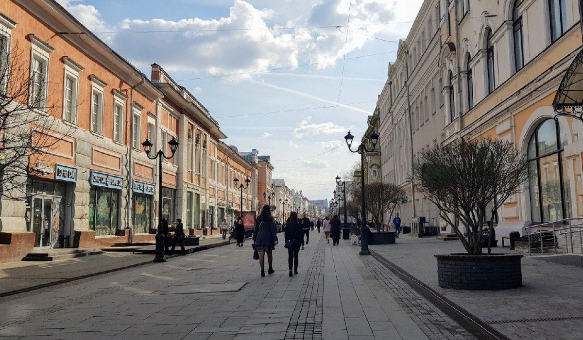 Самой дорогой благоустроенной улицей России стала нижегородская Покровка - фото 1