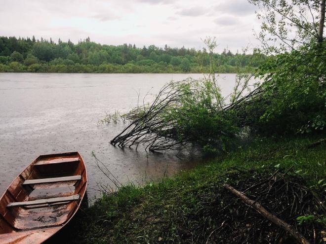 Убил и выкинул у реки тело товарища житель Воскресенского района - фото 1