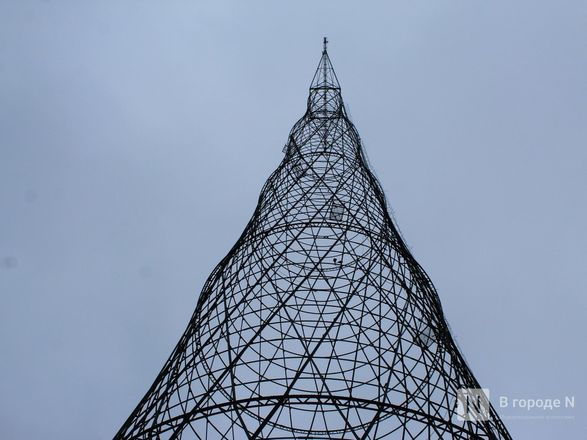Гиперболоид инженера Шухова: судьба знаменитой башни в Дзержинске - фото 24