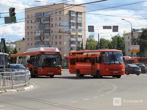 Еще 9 автобусных маршрутов отменят в Нижнем Новгороде с 27 декабря