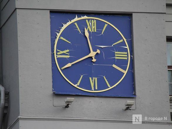 Хранители времени: самые необычные уличные часы Нижнего Новгорода - фото 37