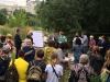 Площадка для собак и зоны для спорта: жители Верхних Печер высказали идеи благоустройства Лопатинского оврага