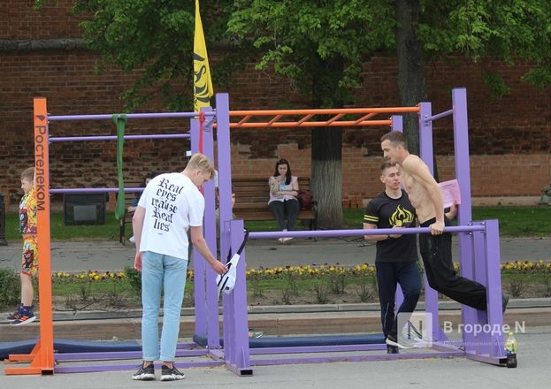 Молодость, дружба, творчество: как прошло открытие «Студенческой весны» в Нижнем Новгороде - фото 5