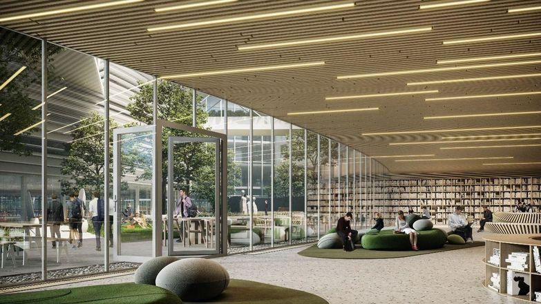 Архитектурные решения для корпусов «Школы 800» подготовили проектировщики - фото 6