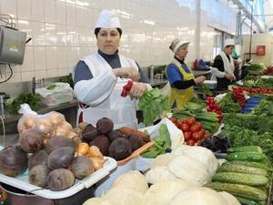 Цены на овощи значительно снизились в Нижегородской области