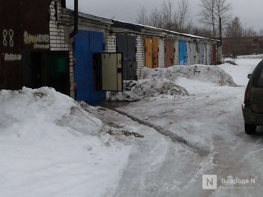 Два жителя Дзержинска вскрыли гараж по приему металлолома - фото 1