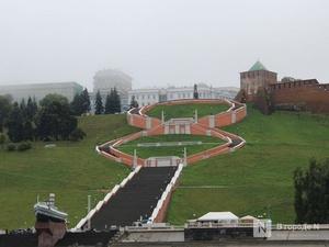 Пасмурная погода с дождями придет в Нижний Новгород в выходные