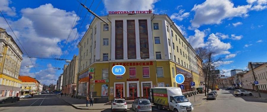 Здание «Алексеевского пассажа» продаётся за 370 млн рублей в Нижнем Новгороде - фото 1