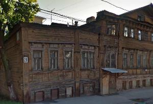 Девять деревянных домов на проспекте Гагарина снесут или реконструируют