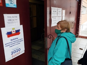 1 644 избирательных участка открылись в Нижегородской области
