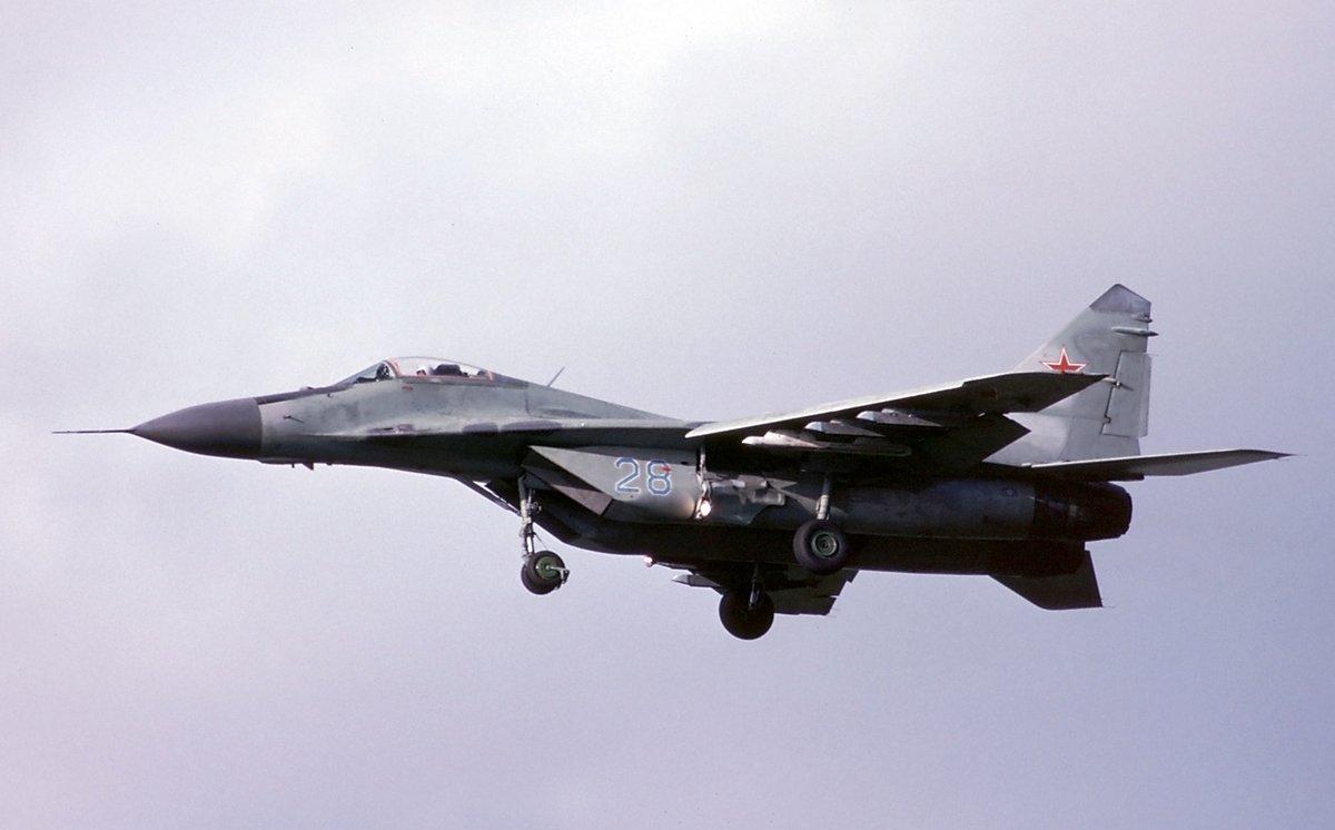 МиГ-29 покажет нижегородцам фигуры высшего пилотажа в День Победы - фото 1