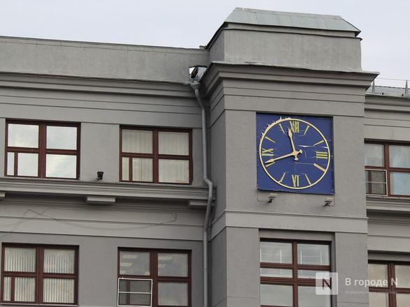Хранители времени: самые необычные уличные часы Нижнего Новгорода - фото 38