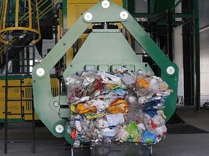 Крупнейший в России мусоросортировочный комплекс открылся в Нижегородской области (ФОТО)