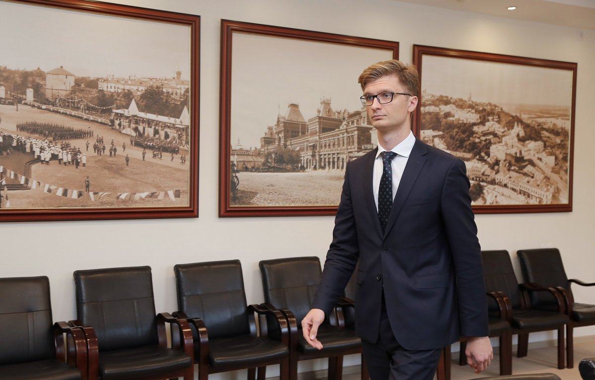 Заместитель мэра Нижнего Новгорода по информационным технологиям покинул свой пост - фото 1