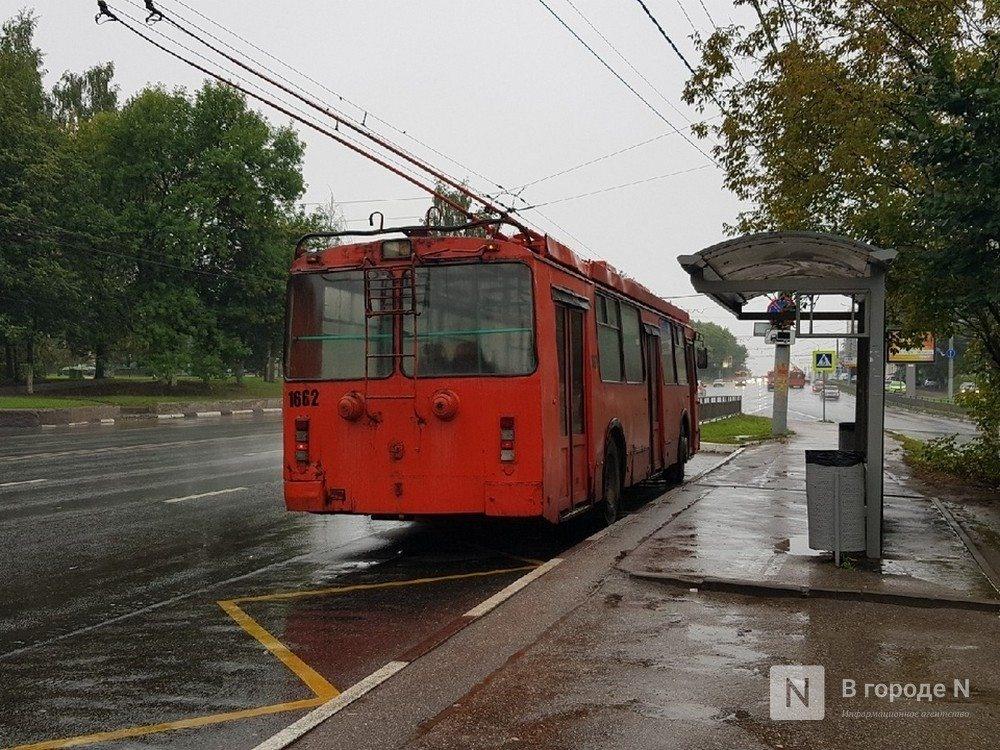 Троллейбус №22 возвращается на маршрут «ул. Минеева — 7-я проходная ГАЗ» - фото 1