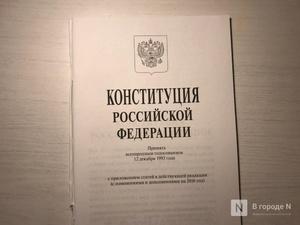Подведены итоги электронного голосования в Нижегородской области