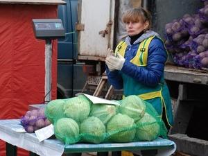В Нижегородской области подешевели капуста и картофель